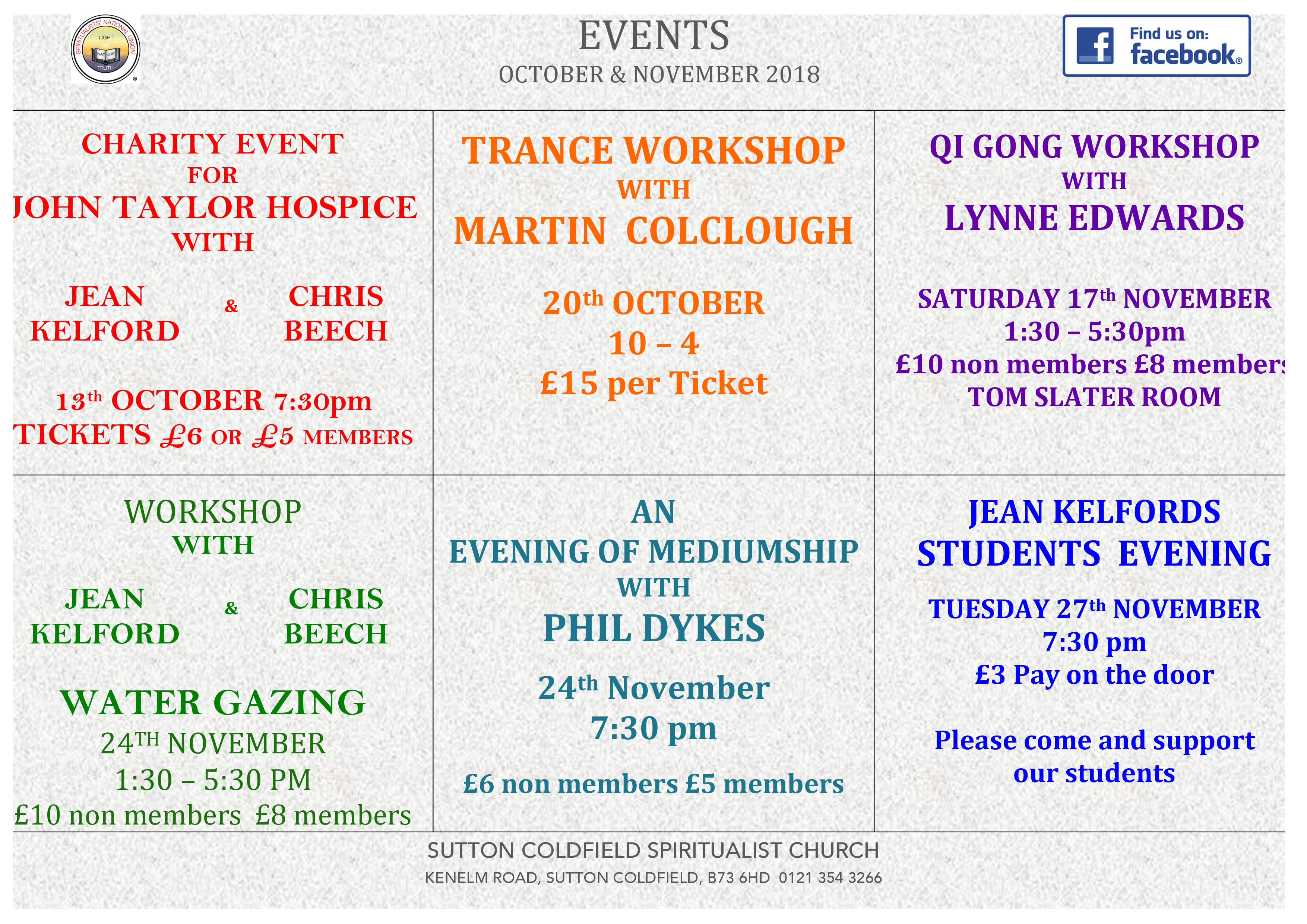 EVENTS OCTOBER november2018-page-0