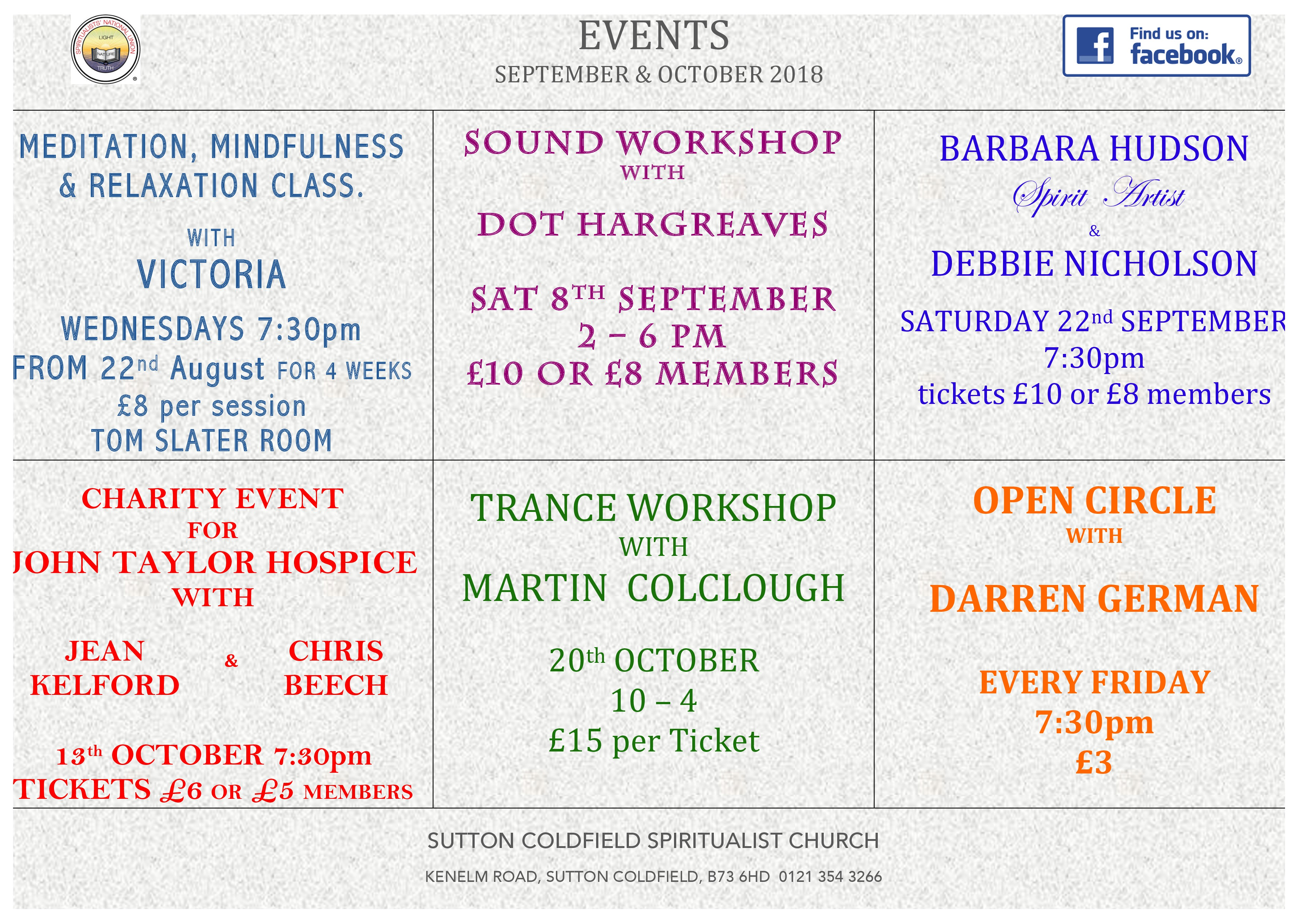 EVENTS SEPTEMBER- OCTOBER2018-page-0