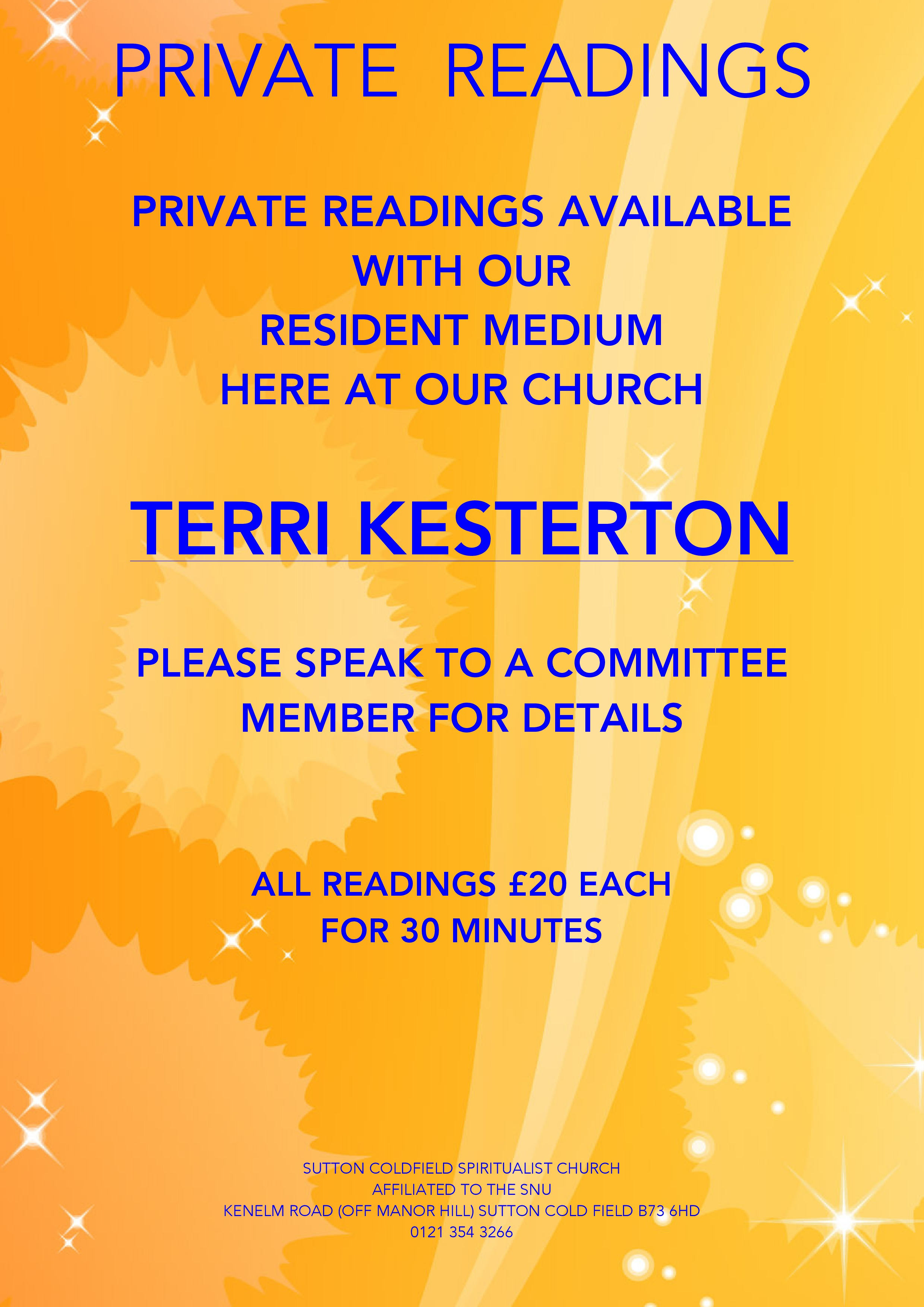 PRIVATE READINGS poster-page-0-2