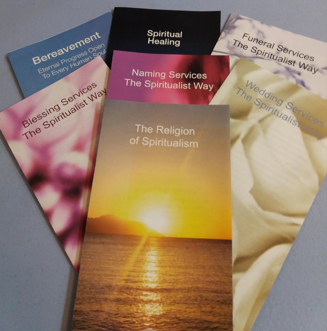 Service leaflets